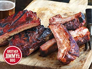 $40 to Spend at Brother Jimmy's BBQ