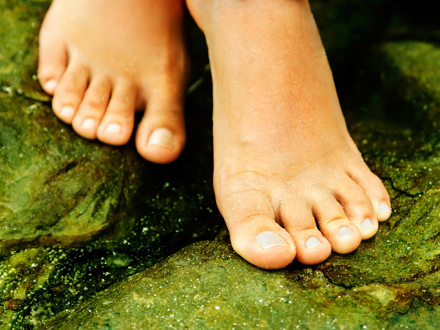 Laser Toenail-Fungus Removal Treatments