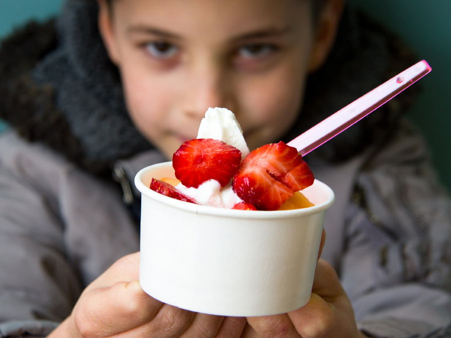 $20 to Spend at Twist Frozen Yogurt