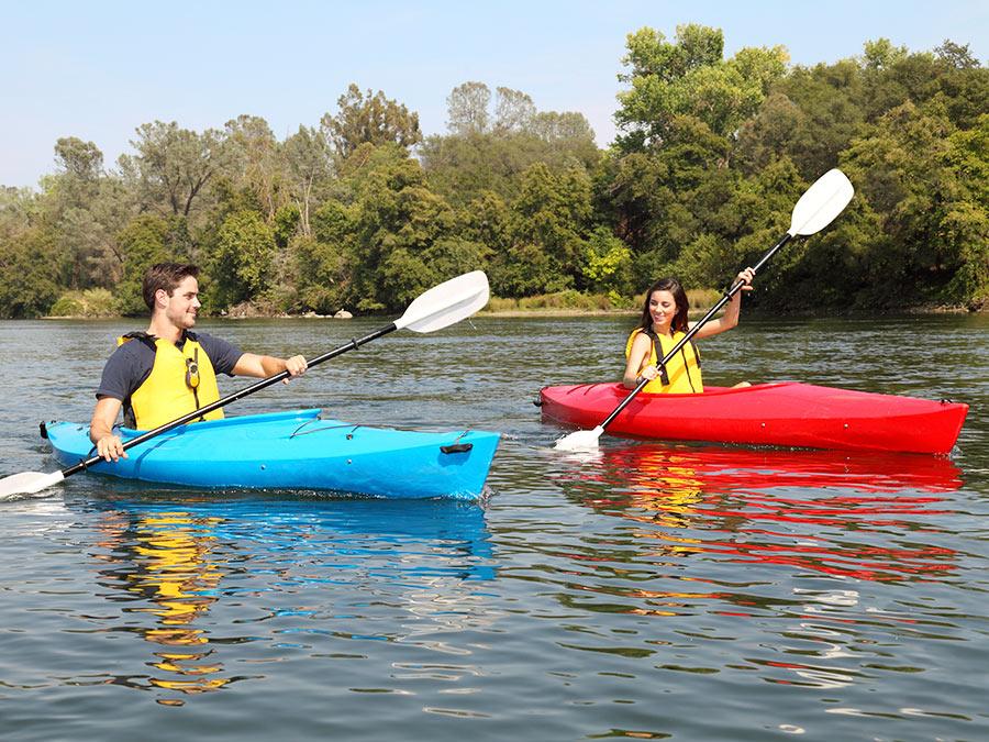 Private Daytime or Sunset Kayak Tour