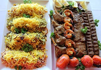 $40 to Spend at 1001 Nights Persian Cuisine