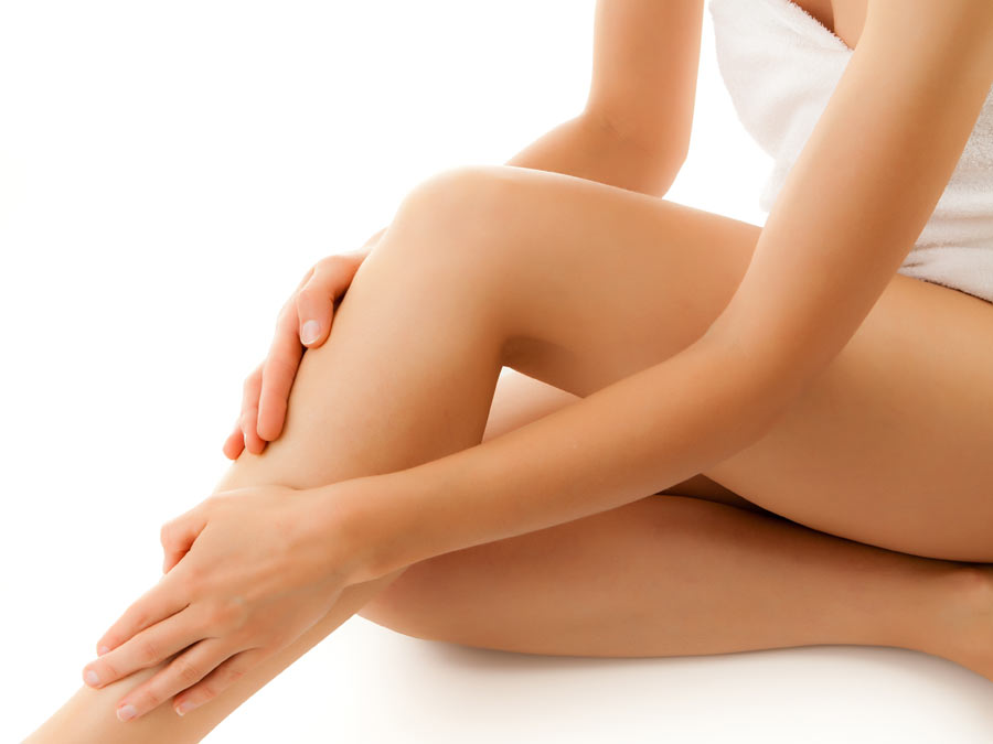 Partial Full-Body Laser Hair Removal