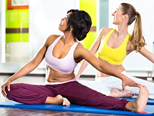 Coupon for 80% Off Four Weeks of Unlimited Vinyasa Yoga Classes