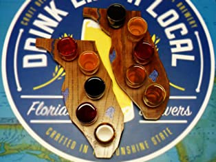 Florida Flight Beer Tasting for Two with IPA Cheese