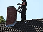 Chimney Sweep or Flue Pipe Cleaning