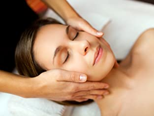 Swedish Massage and Facial