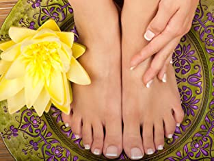 Laser Toenail-Fungus-Removal Treatments