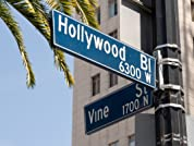 Hollywood Celebrity Mansions and Sign Tour