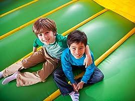 Charlie's Safari Fun Center Admission with Pizza