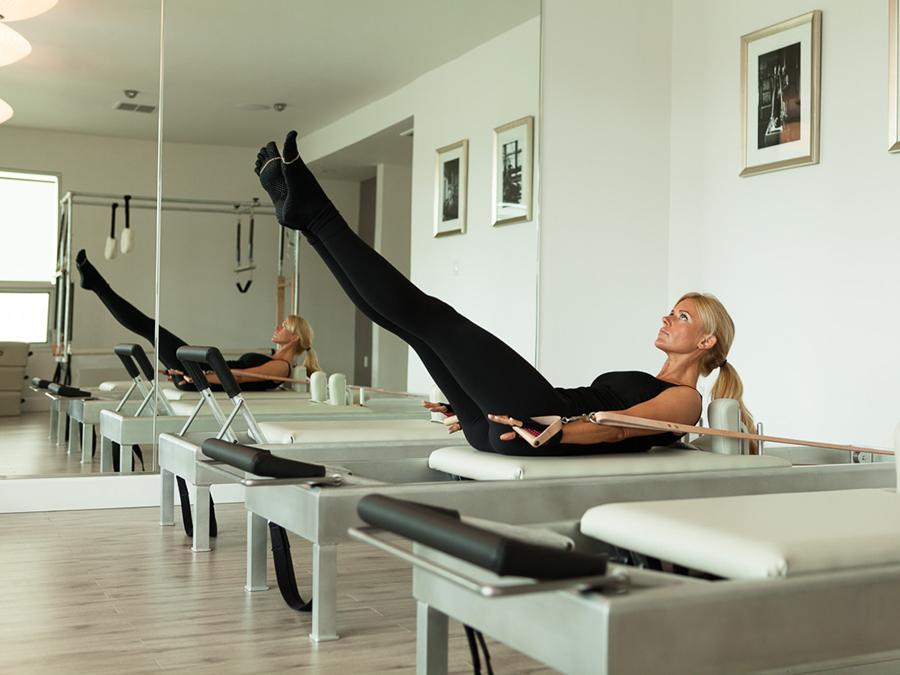 Reformer Pilates at HALE Pilates Method