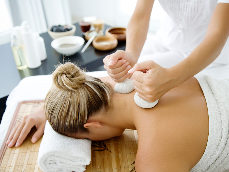 Massage with Hot Stone Treatment or Add-On at Cottam Health Partners
