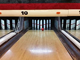Candlepin Bowling for Six with Shoe Rental