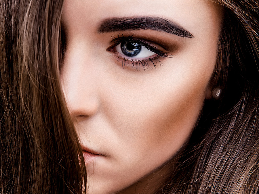 Permanent Makeup for Top Eyeliner