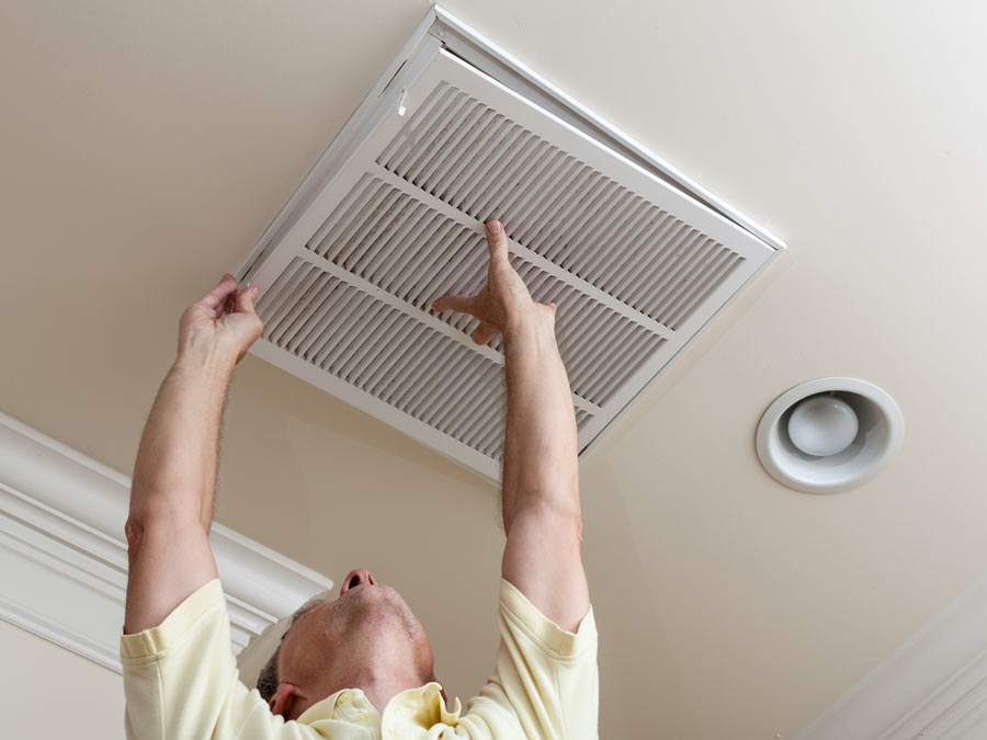 HVAC Air-Duct Cleaning for One System
