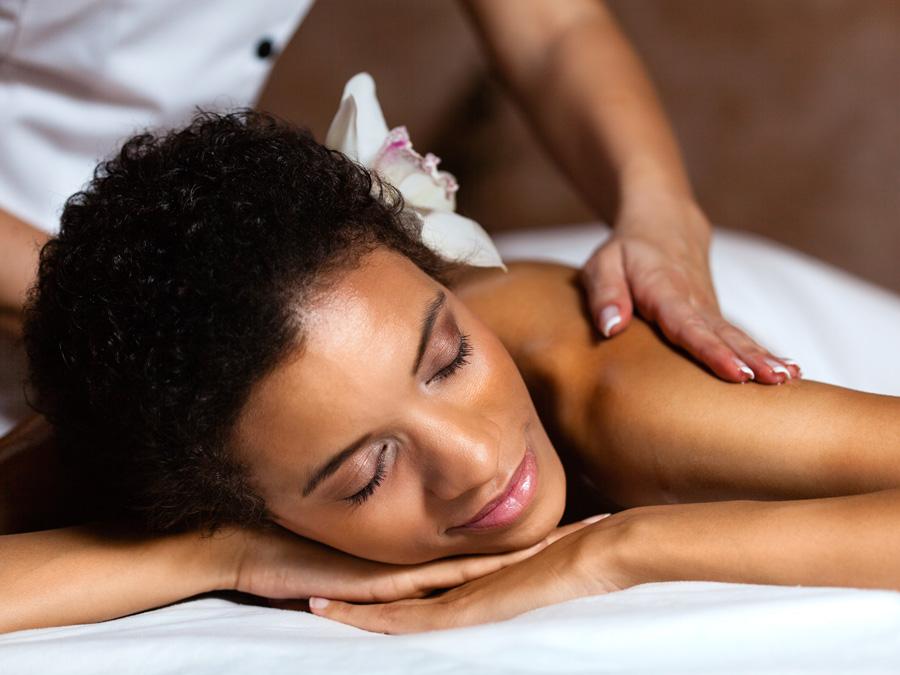 Mani/Pedi, Massage, or Spa Package