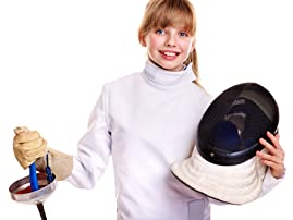 Fencing Classes for Kids