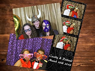 Weekend Photo Booth Rental with Prints