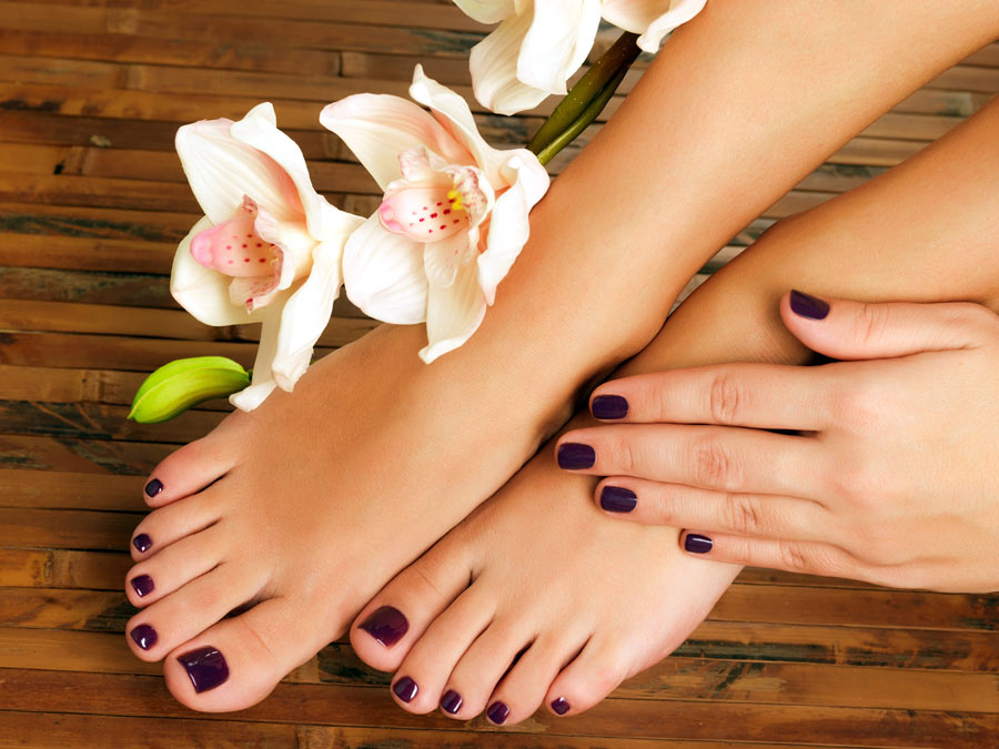 Laser Toenail-Fungus-Removal Treatment