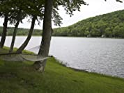 Lakeside Cottage Stay for Two with Daily Breakfast and Dining Credit