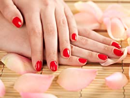 Classic Mani/Pedi at Aphrodite Spa & Salon