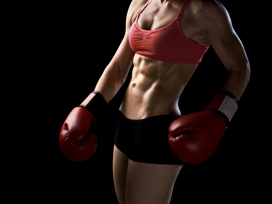 Five 60-Minute Group Kickboxing Classes