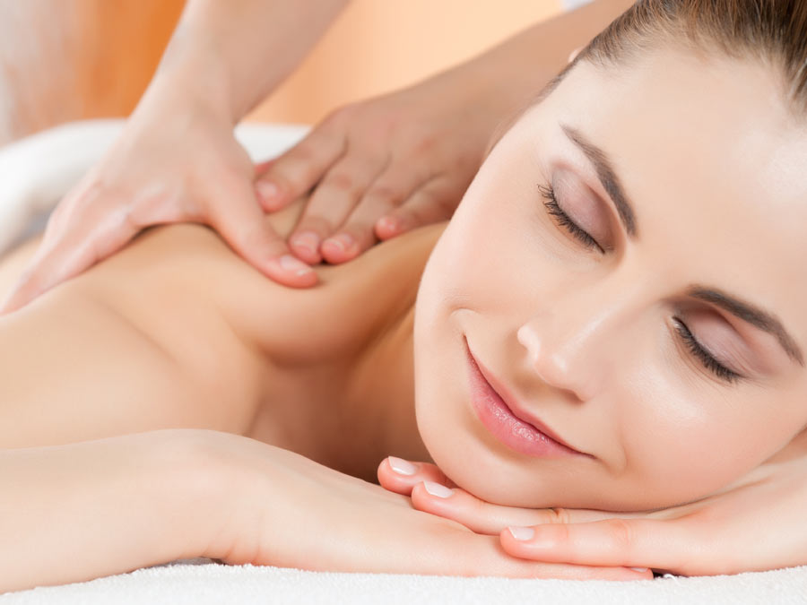 Choice of Soothing Massages
