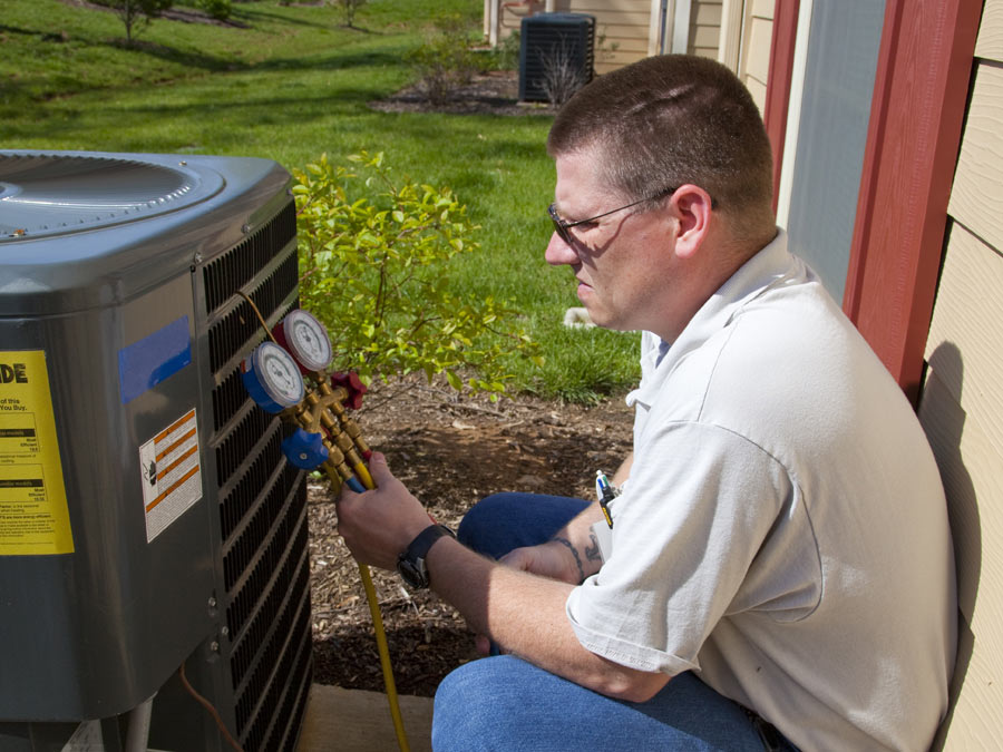 Drain Cleaning or A/C or Furnace Tune-Up