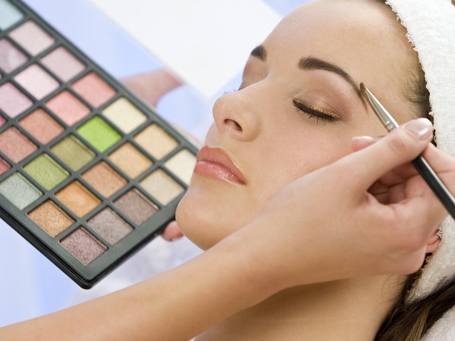 Custom Makeup Application
