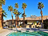 Relaxing Desert Hot Springs Resort Stay with Spa Credit