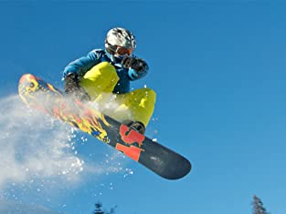 Lift Pass or Snowboarding Package