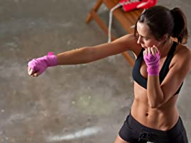 Five or Ten Group Kickboxing Classes