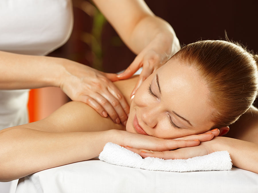Two Deep-Tissue Massages