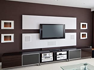 Flat-Screen TV Installation with Wall Mount and Setup