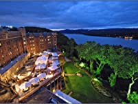 Historic West Point Hotel Overlooking Hudson River