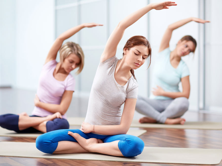 Ten Yoga Classes or One Month of Unlimited Yoga