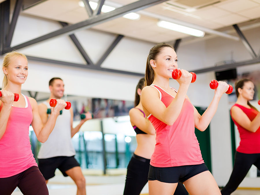 Five Group Training Classes of Your Choice