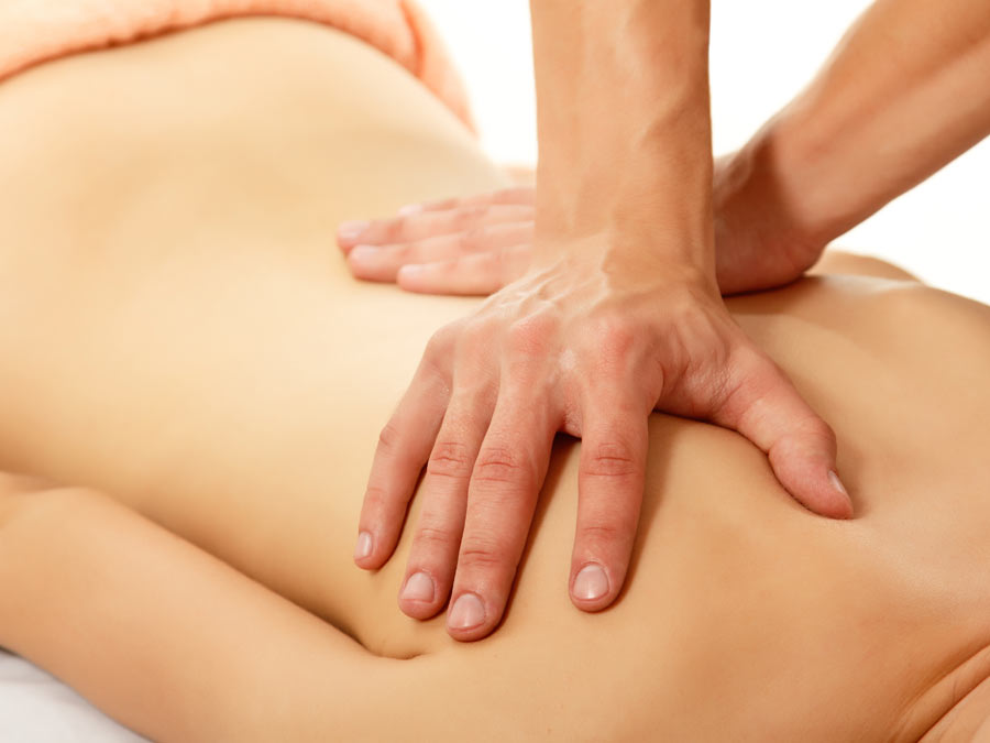 One 60-Minute or Three 30-Minute Massages