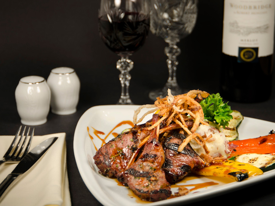$30 to Spend at Pavilion Restaurant & Lounge