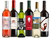 48 Personalized Red Wine Labels with Shipping