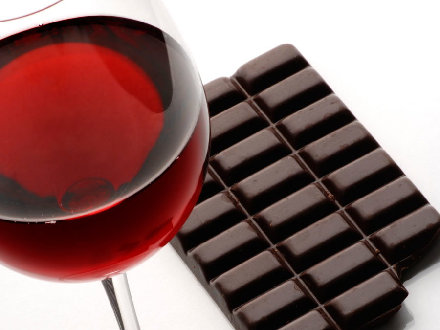 Wine and Chocolate Appreciation Experience