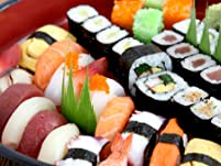 All You Can Eat Sushi at Fuji Japanese Cuisine with Drinks
