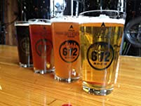 Beer Tasting Package for Two at 612 Brew