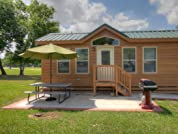 Lake Conroe Cabin Stay for Four: Two or Three Nights