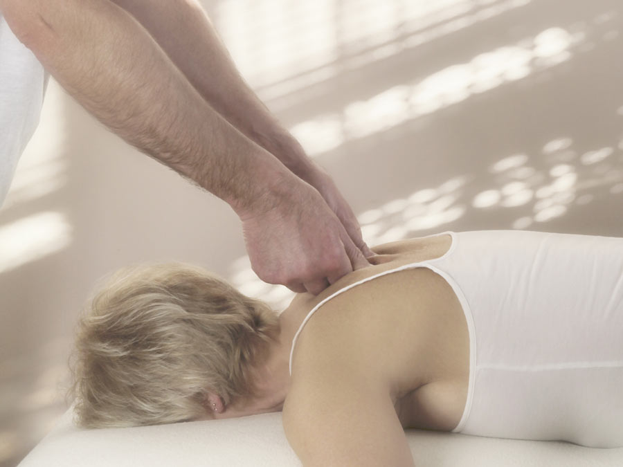 Massage and Chiropractic Package