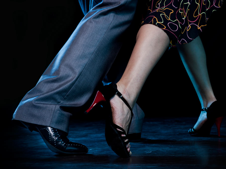 Ten Swing Dance Lessons with Social Dance Sessions