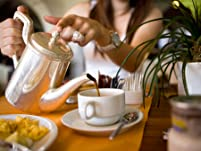 Savory Tea for Two at Nanna's Teas