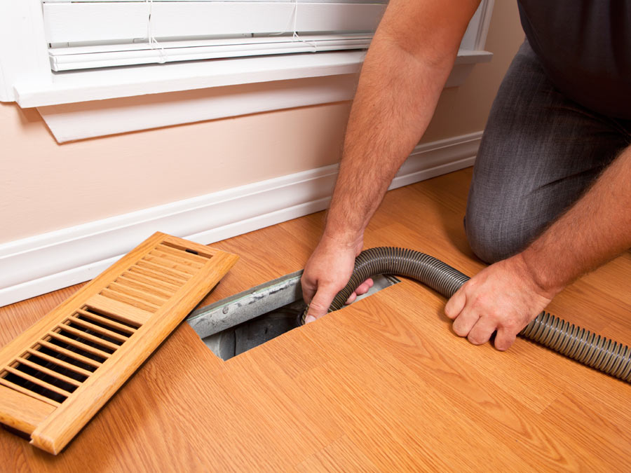 Air-Duct and Dryer-Vent Cleaning