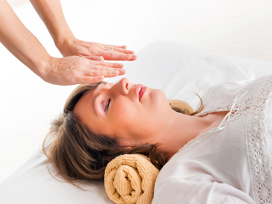 One-Hour Reiki and Reflexology Session