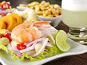$20 to Spend at Ceviche y Limon Peruvian Restaurant