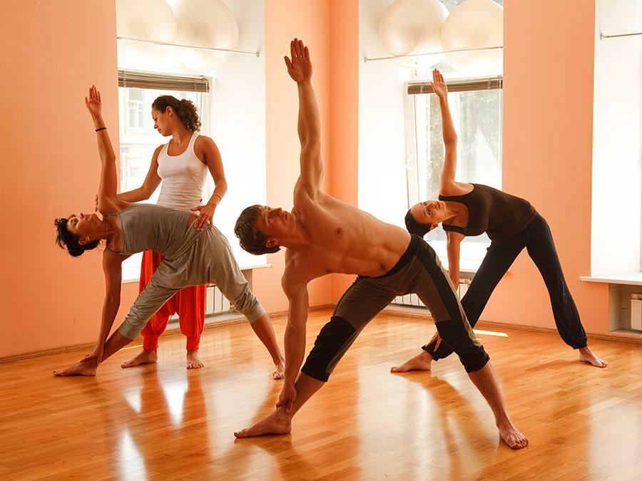Yoga Instructor Certification Program